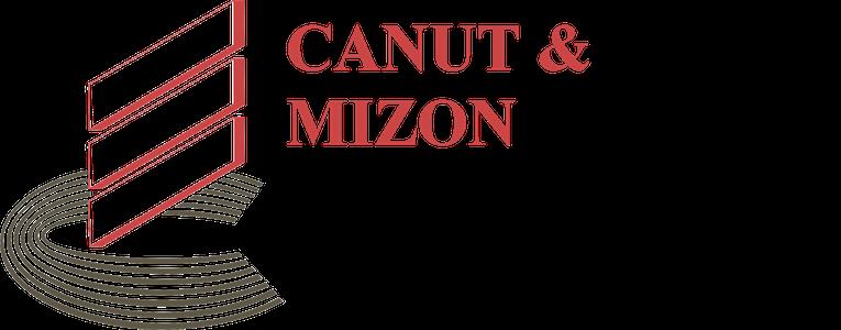 logo header english m - Chartered accountants in Calais, France - Canut et Mizon