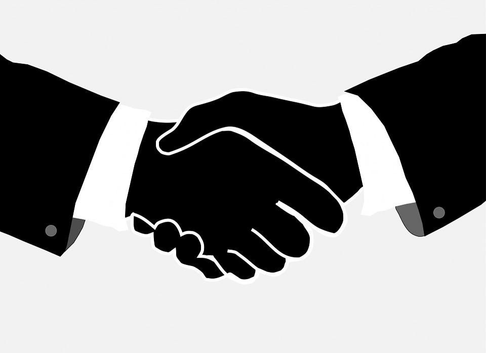 poignee de main - Les missions juridiques proposées